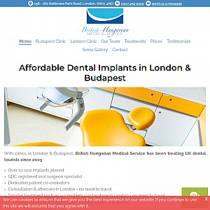 Dental Implants Hungary