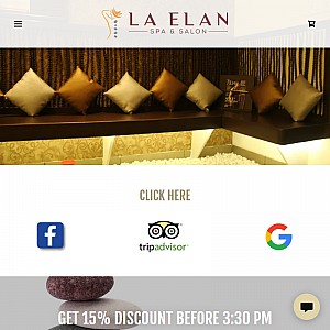 Best Spa in Hyderabad Reviews|LaElanSpa