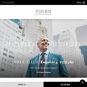 Pearlman Aesthetic Surgery in NYC